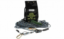 Saferight rapid response kit with safety tools