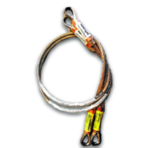 stainless steel wire sling