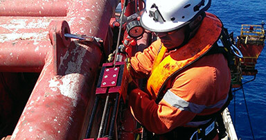 Saferight Anchor Point Inspection