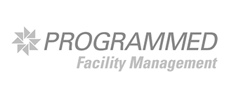 Logo for Saferight client testimonial from Programmed Facility Management