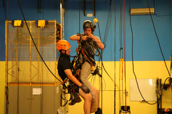 rope access course perth