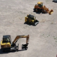 earthmoving machinery training